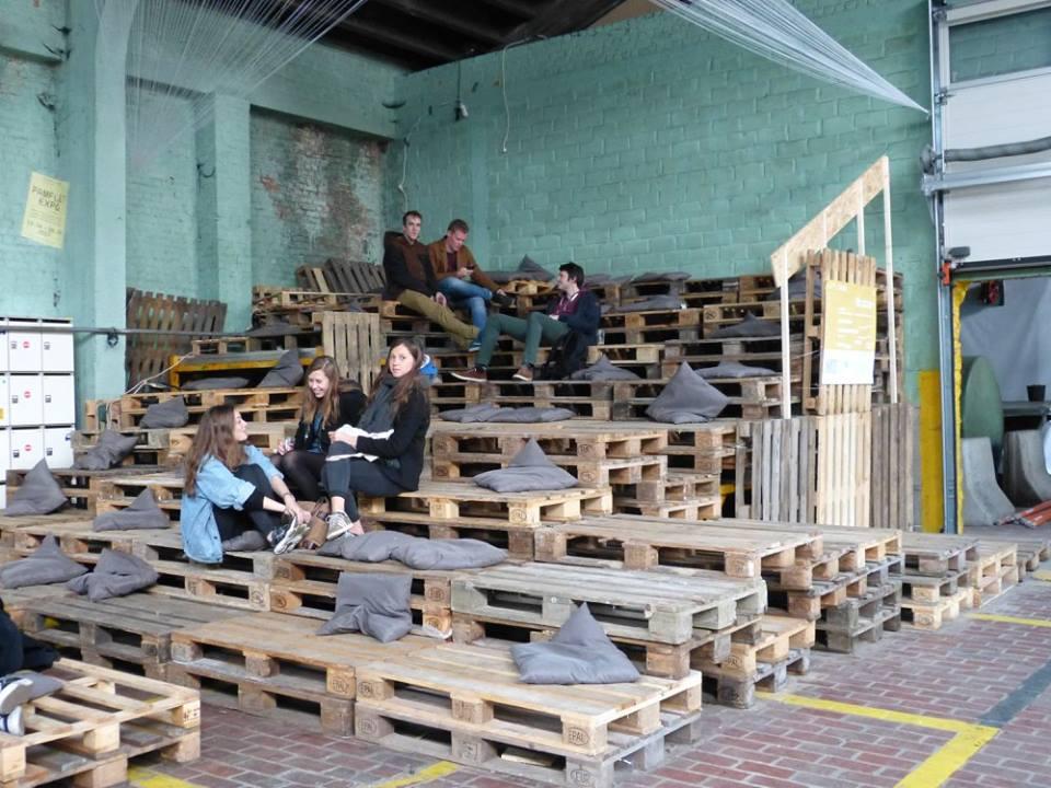 Interactieve workshop met onze werkvoorbereiders en studenten burgerlijk ingenieur-architectuur KUL
