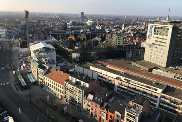 L'hôtel de ville à Hasselt surpasse les attentes