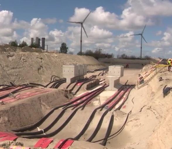 Stevinproject Elia: Tunnelling boort onder Boudewijnkanaal